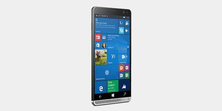 HP arbeitet angeblich an einem kleinen Bruder des Windows-Smartphones Elite X3.