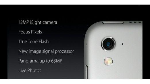 """Die Kamera des neuen 9,7"""" iPad Pro"""