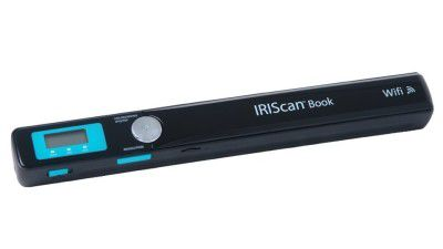 Handscanner im Test: IRIScan Book Executive 3 – Scanner für unterwegs - Foto: IRIS