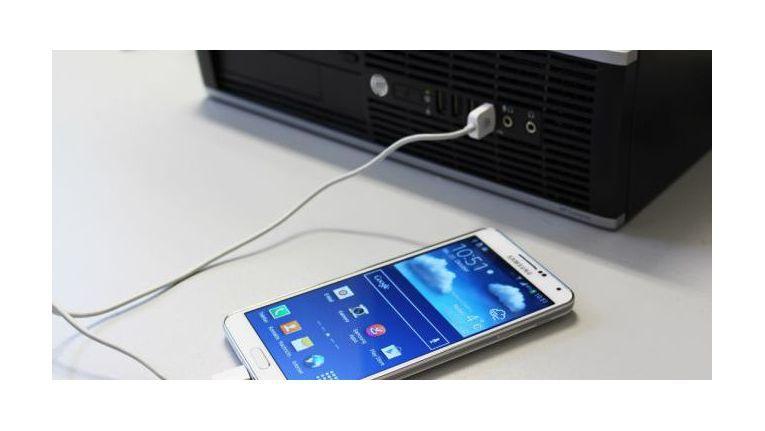 Erkennt der PC das Handy nicht, kann es mehrere Ursachen geben – oft hilft ein simpler Neustart.