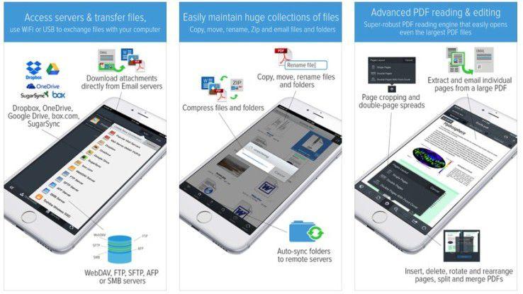 iOS-PDF-Viewer Goodreader