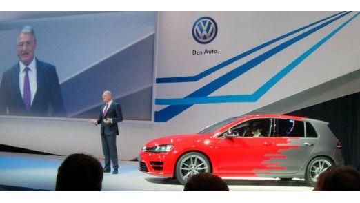 Heinz-Jakob Neußer, ehemaliger Entwicklungsvorstand der Marke Volkswagen.