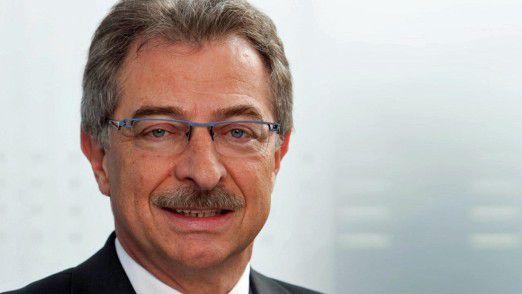 Dieter Kempf, Bitkom-Präsident, erwartet in puncto Breitbandausbau einen Schulterschluss von Politik, Kommunen und Wirtschaft.