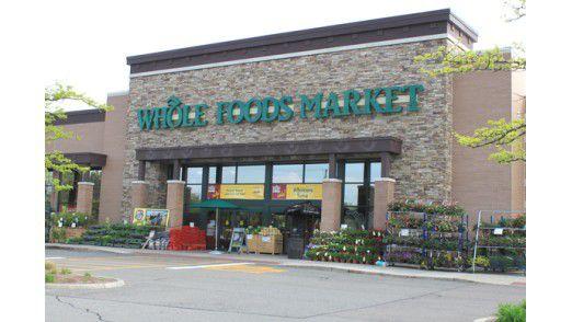 Whole Foods Market gehört nun amazon.