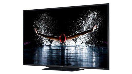 Sharp 8K-TV (Prototyp)