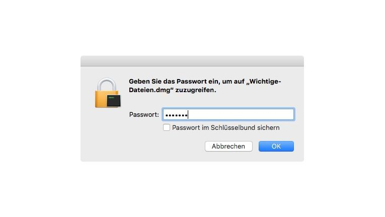 Wirklichen Schutz bietet nur eine Verschlüsselung und Entschlüsselung der Dateien am Rechner. Diese erfolgt in aller Regel mit dem sicheren AES-256-Standard. Gerät die Datei an Dritte, können diese ohne Passwort nichts damit anfangen.