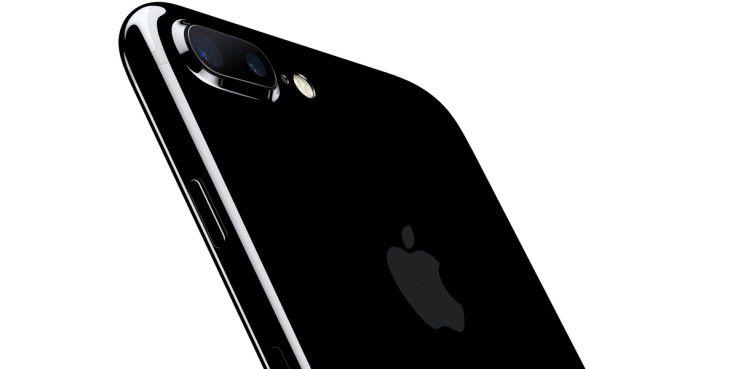 Das iPhone 7 (Plus) kommt in neuer Farbe Diamantschwarz