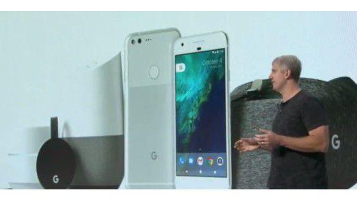 Das zeigte Google auf dem Event am 4.10.2016