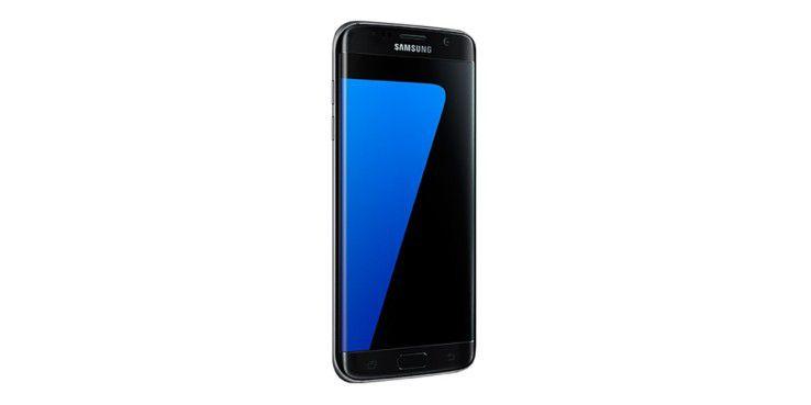 Trotz größerer Display-Diagonalen soll das Galaxy S8 ähnliche Abmessungen wie das Galaxy S7 Edge im Bild haben.