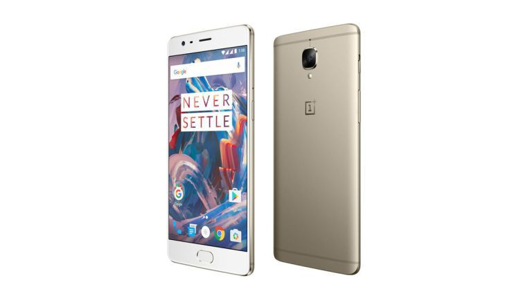 OnePlus 3 als Alternative zum Samsung Galaxy Note7
