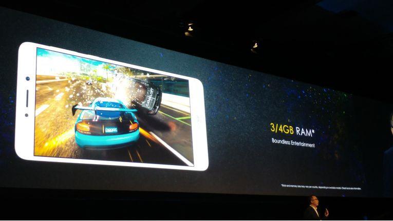 Honor 6X: Das Display ist 5,5 Zoll groß und löst in Full HD auf