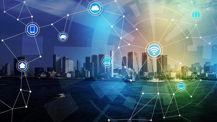 Ein effektiver und vor allem intelligenter Umgang mit Daten soll unsere Städte in Zukunft smarter machen.
