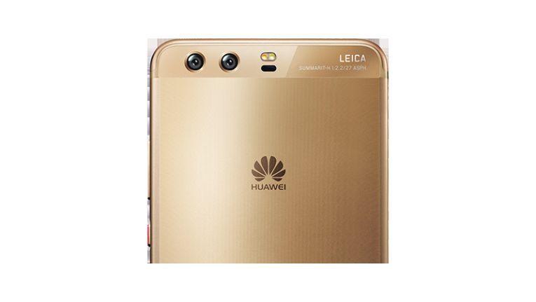 Auf der Rückseite verbaut Huawei die Leica Dual-Cam 2.0