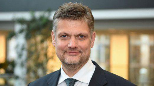 Tillmann Lukosch wird neuer IT-Vorstand bei der R+V Versicherung.