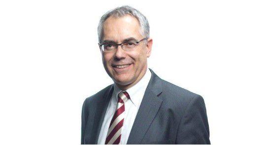 Martin Kolbe ist CIO bei der Kühne + Nagel International AG.