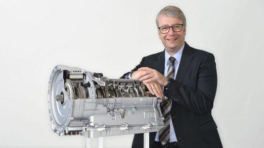 Ex ZF CEO Stefan Sommer wird neuer Einkaufschef für Volkswagen.