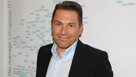 Christian Spannbauer ist neuer Head of LSG Global Information Management.
