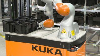 Internet of Things: Kuka kooperiert bei IoT mit Vinci Energies - Foto: Kuka