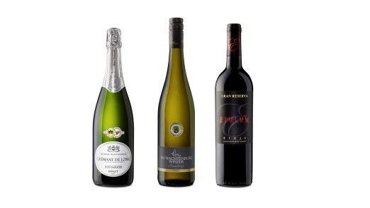 Editionsweine bei Aldi Nord, Champagner bei Lidl oder das edle Rinderfilet bei Aldi Süd: Die Discounter locken mit Luxusartikeln.