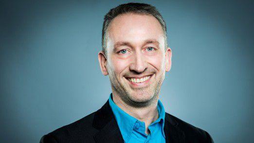 Reinhard Görtner ist CIO beim TV-Sender RTL II.