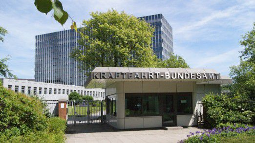 Kraftfahrt-Bundesamt in Flensburg ist seit 60 Jahren der Ort, den Verkehrssünder fürchten.