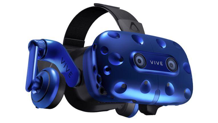 """HTC startet neue """"Vive Pro"""" mit deutlich höherer Auflösung und mehr."""