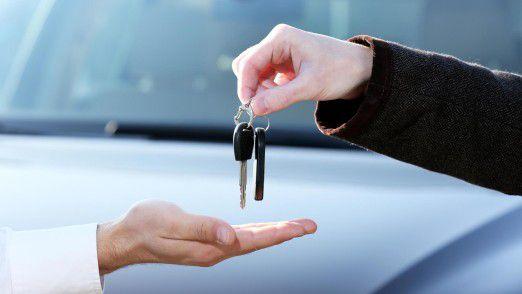 Auto1 verkauft eigenen Angaben zufolge über 40.000 Fahrzeuge pro Monat. Geldgeber hat das überzeugt, mehr zu investieren.