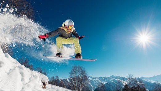 Selbst der Wintersport wird digitaler.