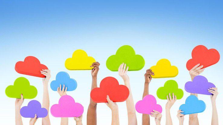 Ein Unternehmen muss die vielen verschiedenen Facetten von Cloud Computing in den Griff bekommen.