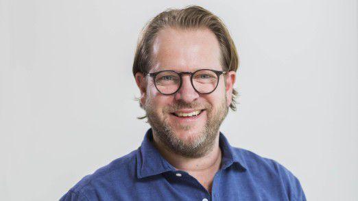 Christian Rasche ist CIO bei Coca-Cola in Deutschland.