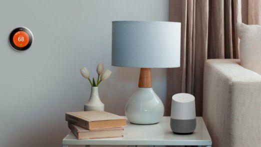 Die Nest-Produkte sollen von Googles Investitionen in künstliche Intelligenz profitieren.