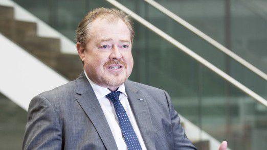"""Helmut Draxler, CIO bei Knorr-Bremse: """"Unsere Systeme müssen in der Praxis nicht zu achtzig, sondern zu hundert Prozent funktionieren."""""""