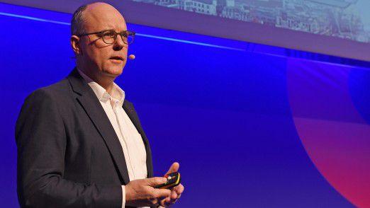 Holger Ewald, seit 2016 CIO des Roboterherstellers Kuka, gewann 2014 den CIO des Jahres Operational Excellence Award, damals noch als CIO der DB Netz AG.