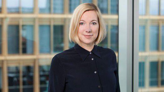 Stephanie Caspar ist neue Vorständin für Technologie und Daten bei Springer SE.