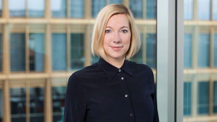 Stephanie Caspar ist CIO bei der Springer SE.