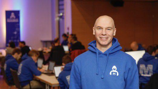 """""""Der Kulturwandel treibt mich extrem, das ist der Schlüssel zum Erfolg"""", sagt Timo Salzsieder, CIO der Metro AG."""