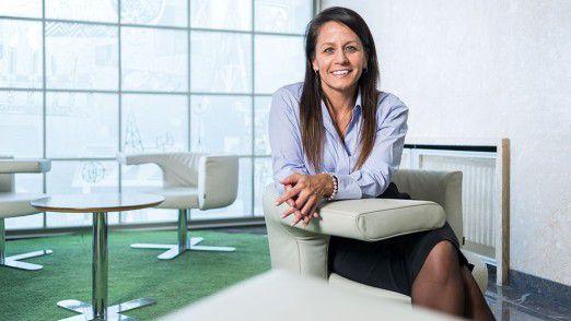 Laurie Miller ist CIO bei Covestro.