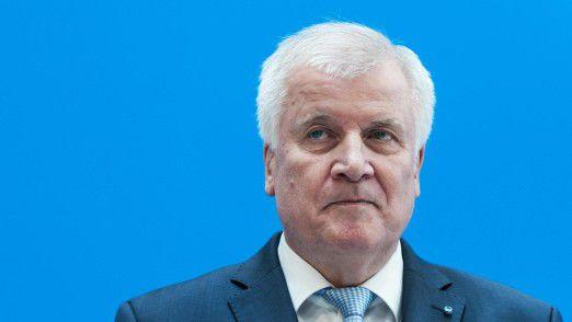 Horst Seehofer (CSU), scheidender bayerischer Ministerpräsident