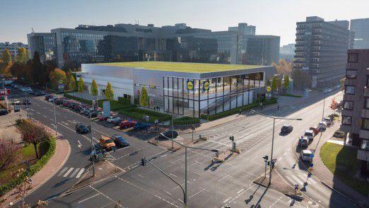Lidl-Filiale in Frankfurt-Niederrad