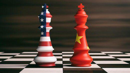 """Dem """"Wall Street Journal"""" zufolge will die US-Regierung Pläne vorlegen, wie sie den Technologietransfer nach China blockieren will."""