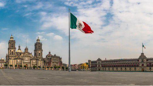 Mexiko könnte vom Handelskonflikt zwischen den USA und China profitieren.