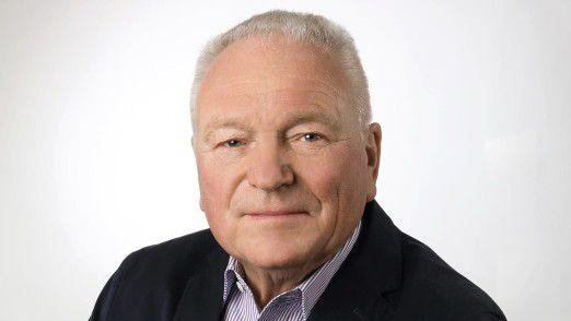 Karl-Rudolf Moll ist seit 1996 Honorarprofessor an der TU München.