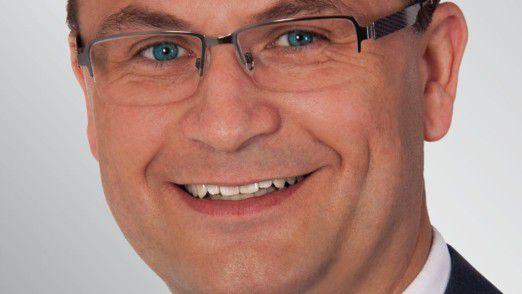CIO-Vorgänger: Finanz- und Heimatminister Albert Füracker.