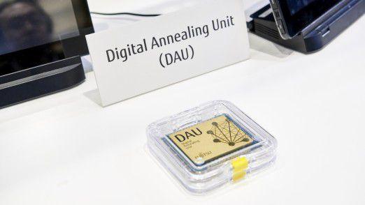 """Die """"Digital Annealer Unit"""" – Fujitsus Antwort auf die Quanten-Computer der Konkurrenz."""