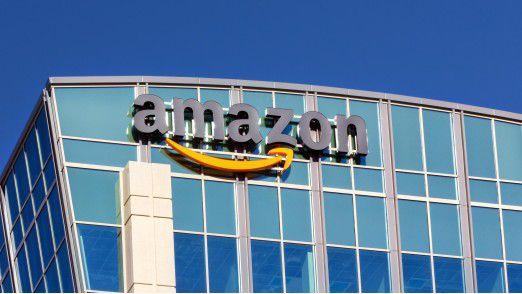 Für Amazon lief es zuletzt besser als von Analysten erwartet.