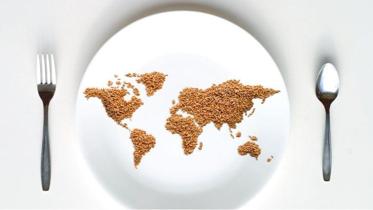 Auf dem Nahrungsmittelmarkt schreitet die Monopolisierung fort.