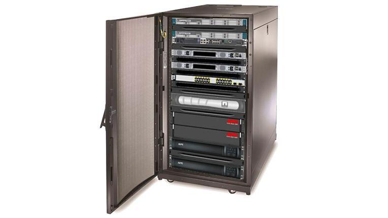 Die Xpress-Modelle der Micro-Data-Center- Reihe von Schneider Electric sind eines der ersten, neuen Angebote für den auch durch IoT-Projekte stark wachsenden Markt Edge Computing.