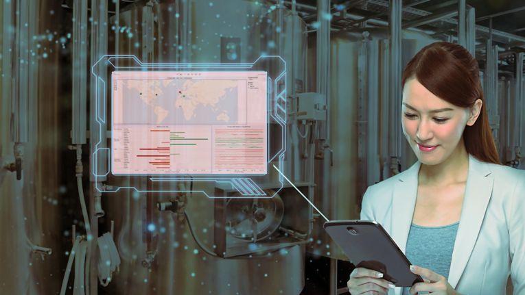 """Schneider Electrics Lösung """"Energy Performance"""" steigert die Transparenz des Energieverbrauchs und hilft die Kosten zu senken, erklärt das Unternehmen."""