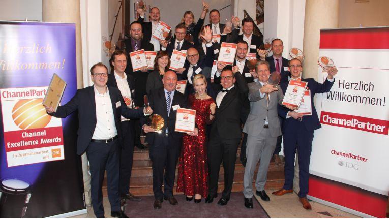 Den Jahresauftakt der Channel-Events macht traditionell die ChannelPartner, die in Zusammenarbeit mit der GfK die besten Distributoren und Hersteller des deutschen ITK-Channels auszeichnet.