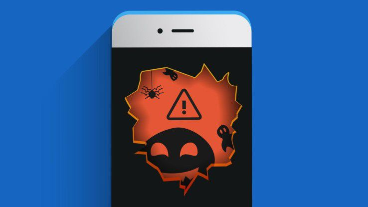 Der Android-Trojaner Loapi kann den Akku eines verseuchten Handys beschädigen.